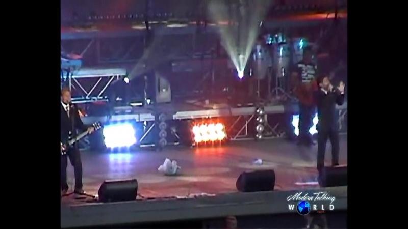 Modern Talking - Heart Of An Angel /The Last Concert, 21.06.2003/ MTW