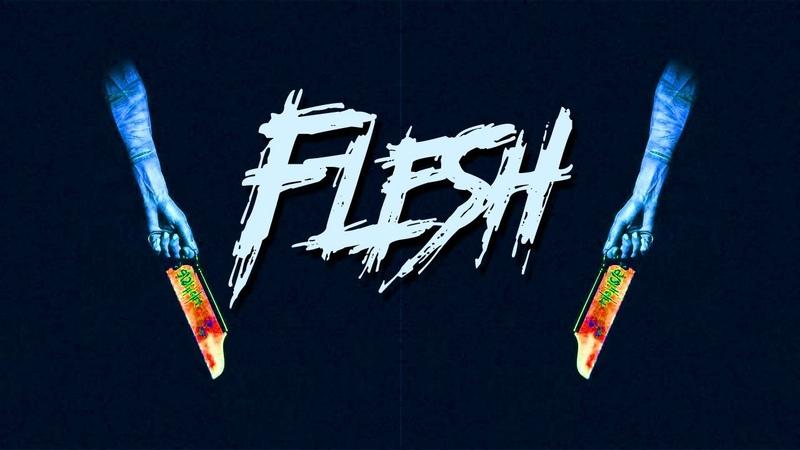 Ghostemane - Flesh Плоть | Перевод | Rus Subs | NOISE