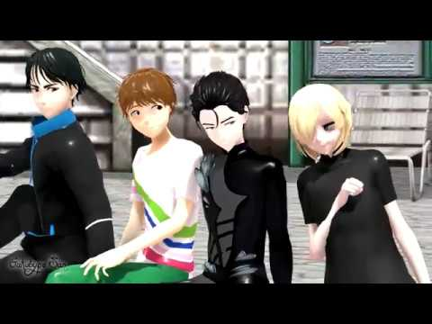 「MMD MOTO MOTO」MEME【MMD Yuri On Ice】『Gakubypo San』