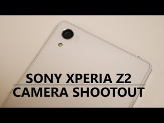 Sony Xperia Z2: Camera Shootout - Feature Focus
