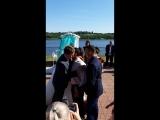 Торжественная церемония бракосочетания Расима и Инги