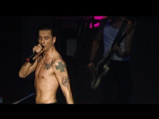 Dave Gahan - I Need You (Live Monsters)