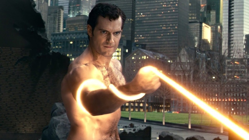 Нам поклониться или принять позу покорности? Супермен против Лиги справедливости