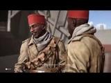 Прохождение Battlefield V Тиральер #1 Захватите Перевал Колибри Уничтожьте Орудия на Позиции Шанце