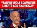 MINNITI SHOCK: SALVINI VUOLE SCAMBIARE LIBERTÀ CON SICUREZZA!