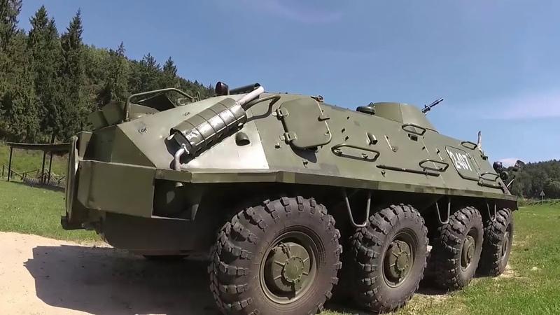 Екіпаж БТР 2 Галицької бригади готується до Всеукраїнських змагань