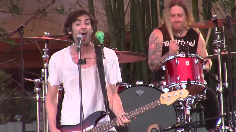 The All American Rejects - Gonzo [Live Tampa 2016]