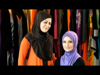 RUBY Sports Fitted Hijab Toturial.wmv