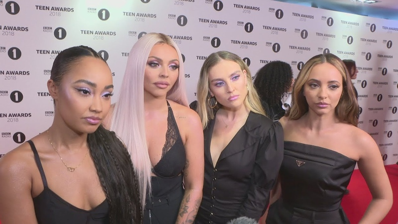 R1 Teen Awards Little Mix challenging stereotypes