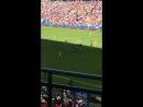 Празднование гола Поля Погба Франциия Австралия 2 1