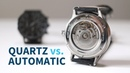 Watch Movements Difference Between Quartz Mechanical Automatic