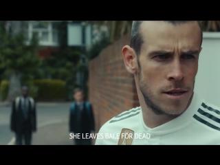 Мощное промо на английском ТВ