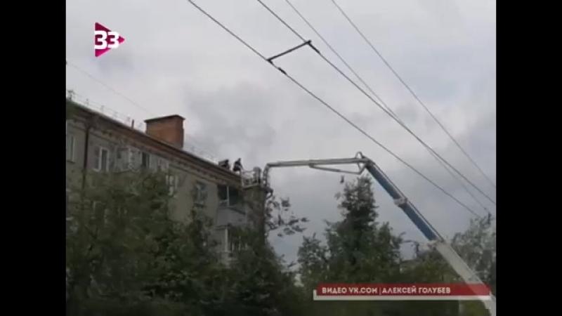 Шестилетнего мальчика сняли с крыши в Коврове