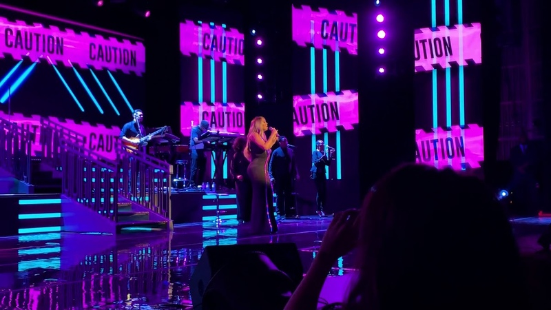 Caution (live at the Caution tour) - Mariah Carey in Toronto