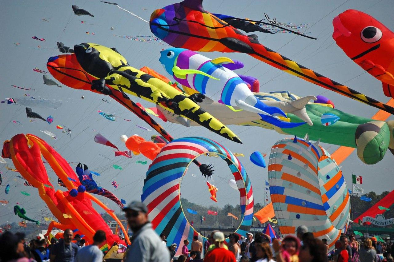 ВКазани проведут фестиваль воздушных змеев