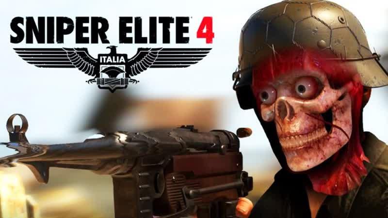 Live 309 | Sniper Elite 4 3