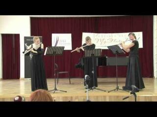 Финские народные мелодии для 3-х флейт
