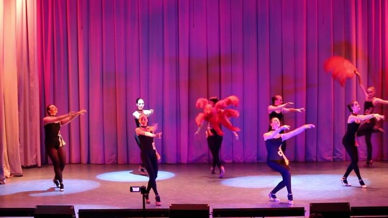 «Антре» Отчётный концерт театра студии эстрадного танца