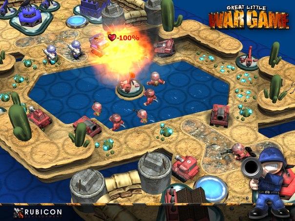 Скачать  Great Little War Game 2 для android