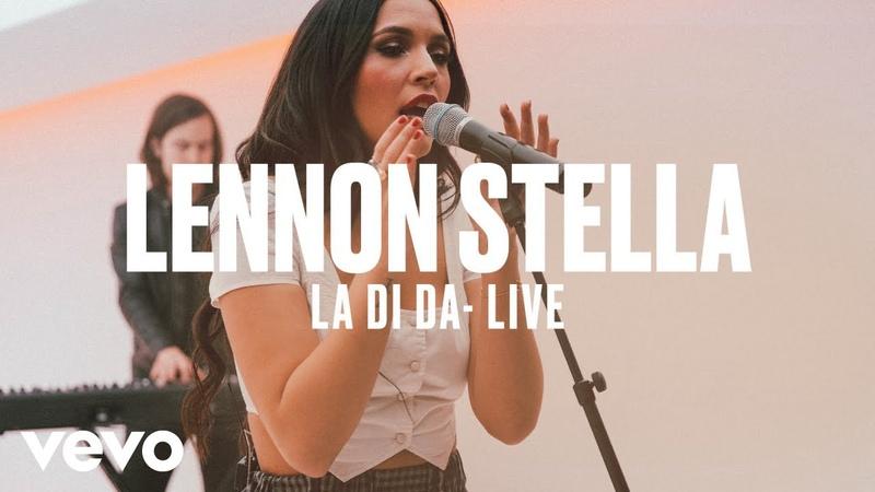 Lennon Stella - La Di Da (Live) | Vevo DSCVR