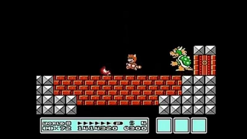 Super Mario Bros- 3 - Castelo do Bowser