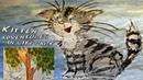 Kitten Adventures in City Park - летсплей на английском