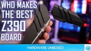 Core i9-9900K, High-end Z390 VRM Temperature Test, Which Board Should You Buy