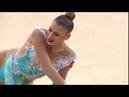 SOLDATOVA ALEXANDRA RIBBON FINAL WORLD CHAMPIONSHIPS SOFIA 2018