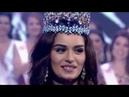 Crowning Moment Miss World 2017 Manushi Chhillar