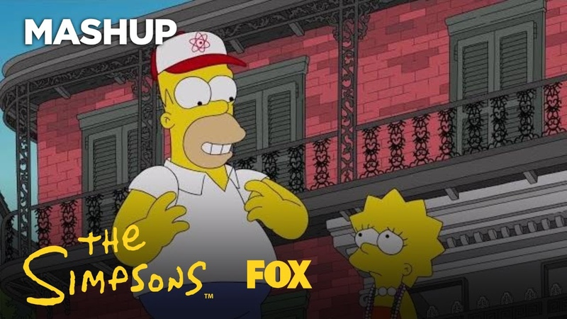 Homer's Fathering Odyssey | Season 29 | THE SIMPSONS