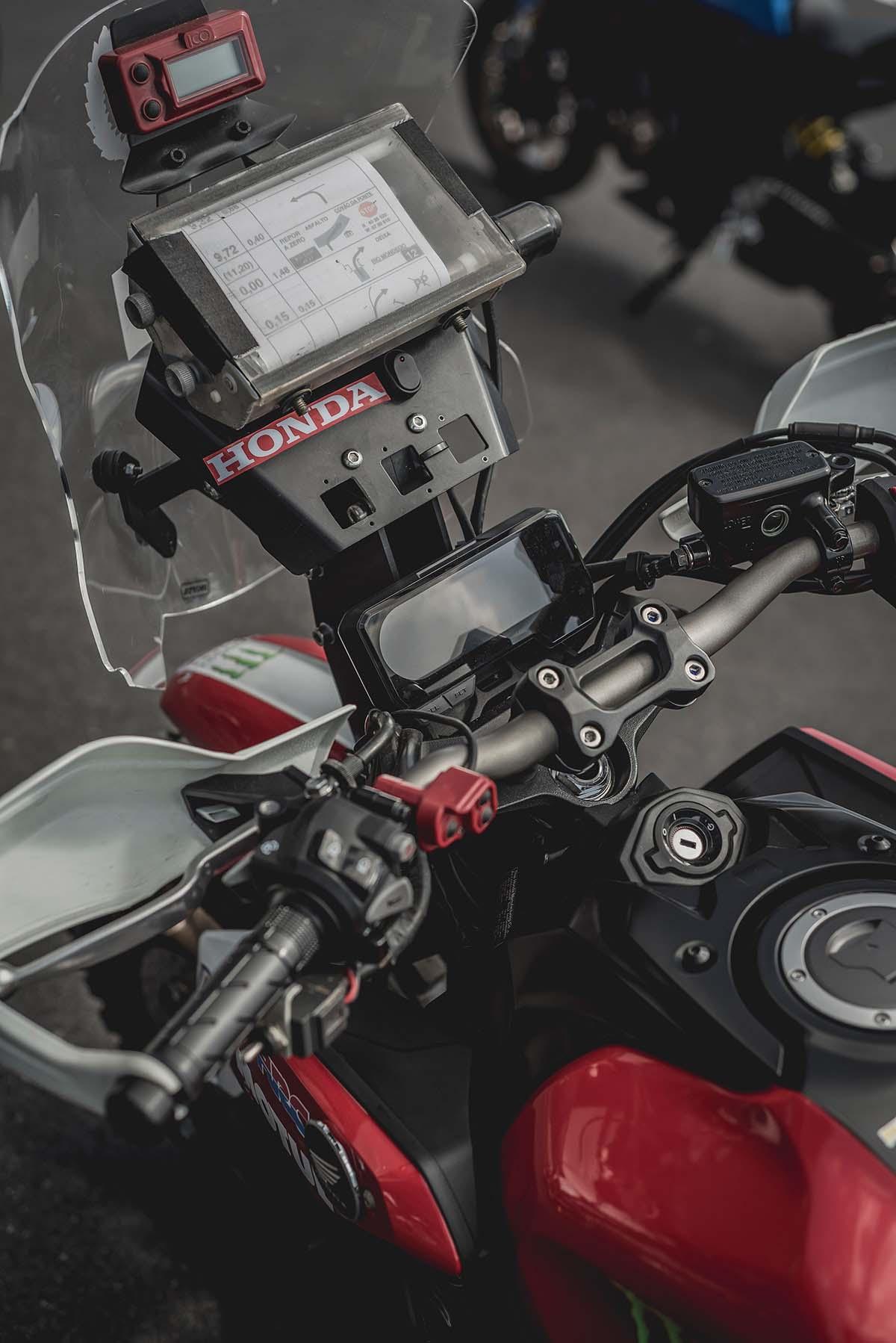 Honda Wingmotor: кастом Honda CB650R Rally