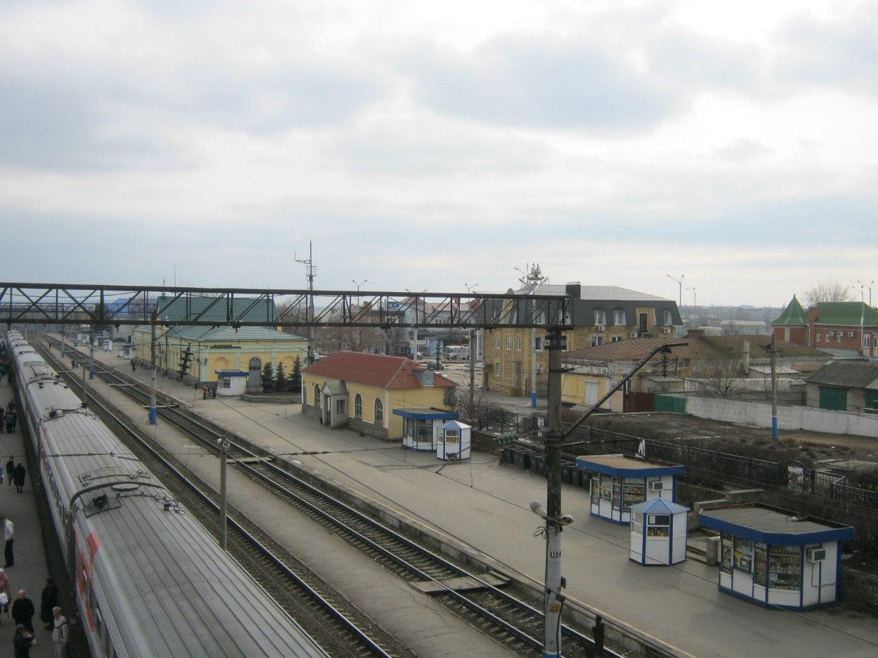 Фото старого города россошь 6