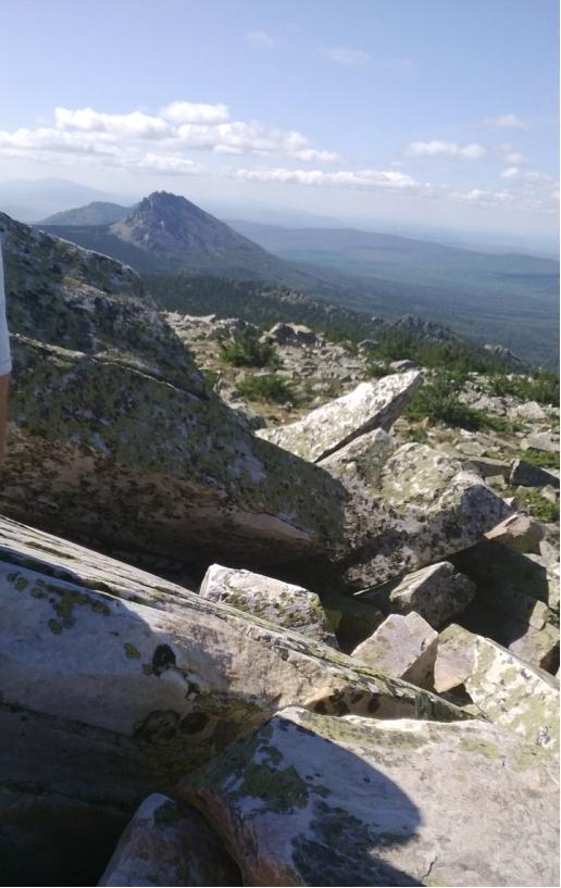 Камни Таганая