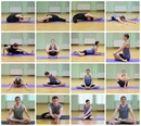 Комплекс йога-упражнений для последовательного освоения Позы Лотоса(Падмасаны) .