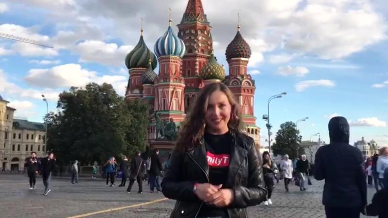 Выпускница ИФЭиУ Ригина Туктарова