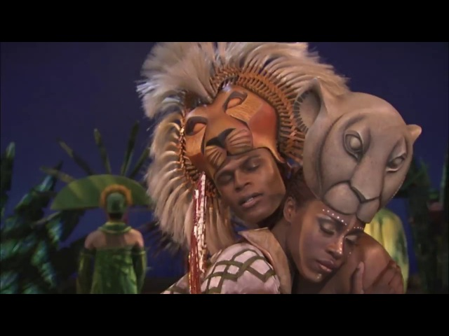 THE LION KING MUSICAL | London West End | Official Disney UK