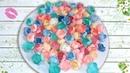 Как сделать цветы из мастики быстро и легко Украшение на торт Флористика Flowers for cake
