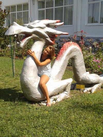 Аня Щерба, 20 июля 1999, Москва, id181983130