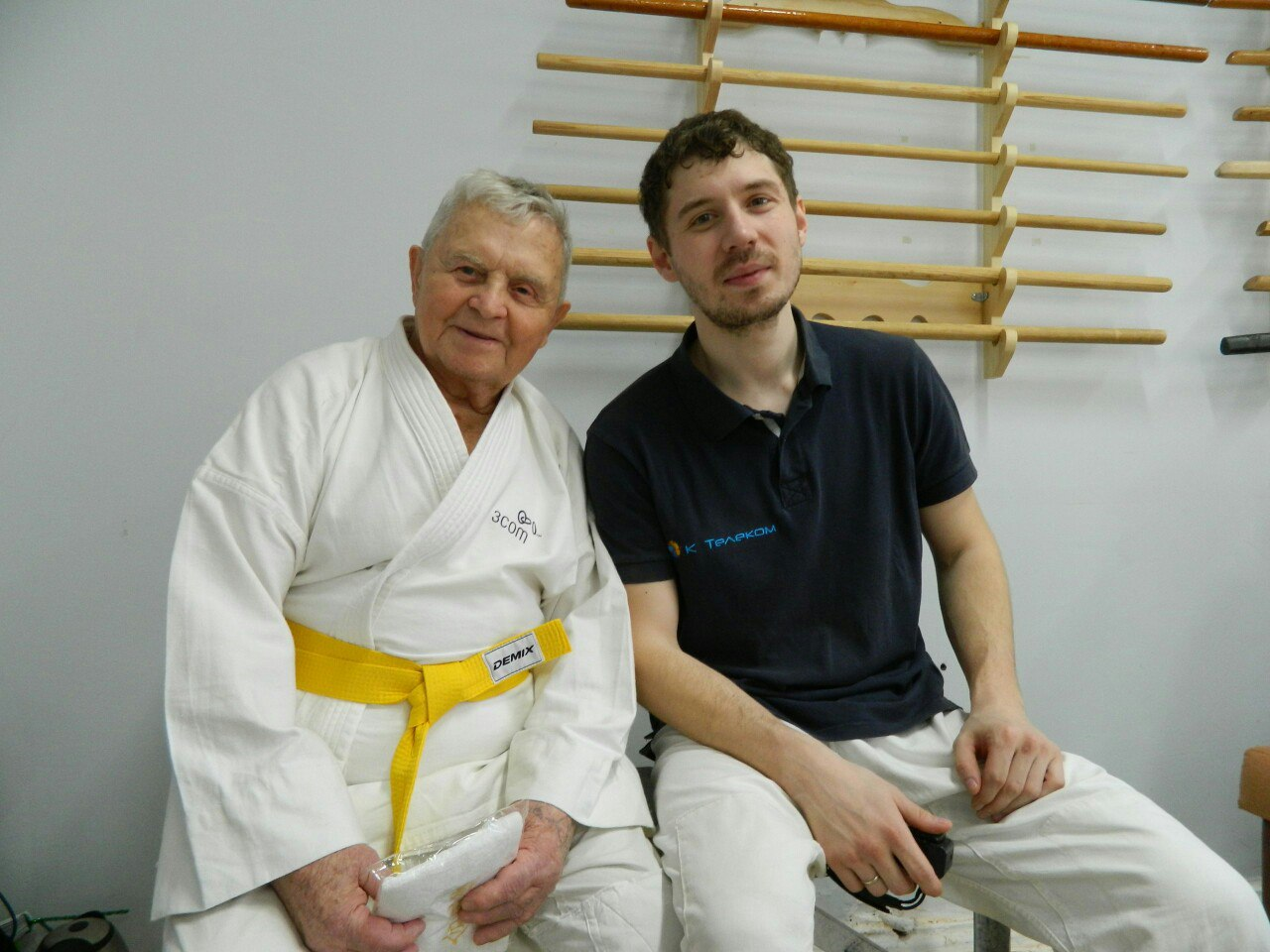 Возраст - не помеха: 90-летний новоуралец начал заниматься айкидо