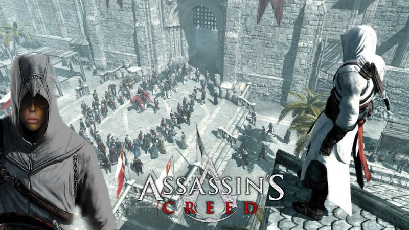 Rood to Акр ♉ Assassin's creed 5
