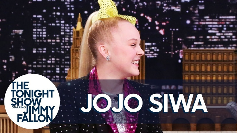 JoJo Siwa on Grabbing Justin Biebers Attention and Her Signature Bows
