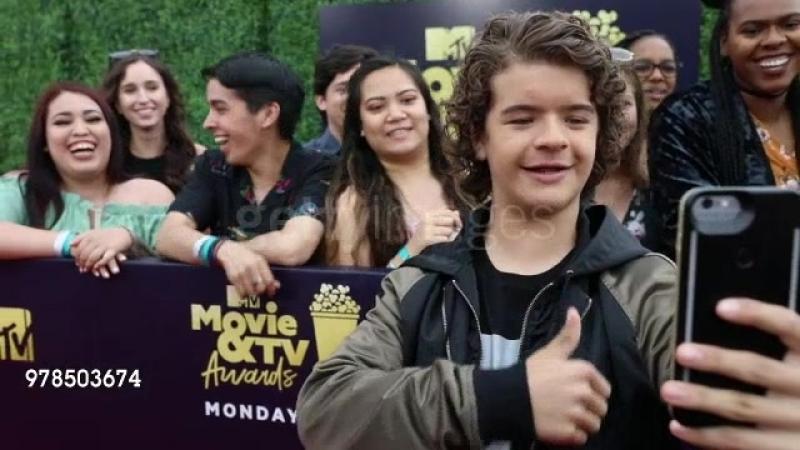 Церемония вручения премии «MTV Movie TV Awards», ковровая дорожка | 16 июня, 2018