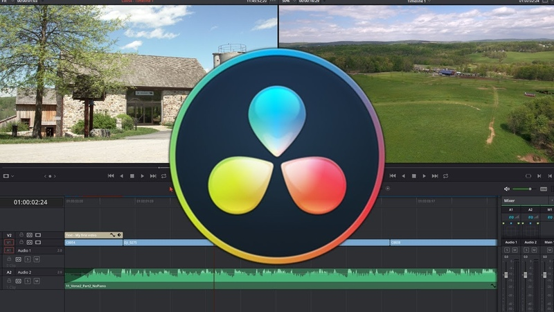 How to use DaVinci Resolve as a beginner start to finish