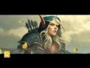 Короткометражка «Лики войны» Сильвана дополнения Battle for Azeroth для World of Warcraft.