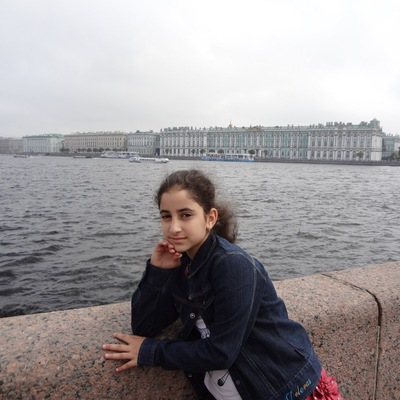 Элина Матевосян, 24 января , Армавир, id205606294