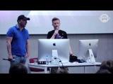 Dribbble Meetup 2014 Олег Андрианов и Юрий Ветров  Kick-Off