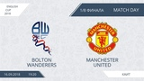 AFL18. England. English Cup. 116 Finale. Bolton Wanderers - Manchester United