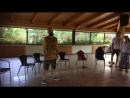 Магия голоса. Йога для голоса. Испания . Фестиваль Открытое Сердце С Виктором Агафоновым