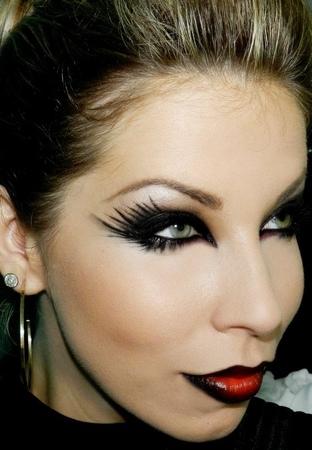 Maquiagem para Halloween, com Lu Ferraes