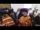 Малое освящение Елисаветинского храма, г. Алапаевск